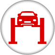 Auto Repair Garage Icon